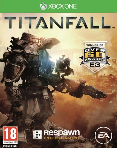 titanfall,jaquette xbox one