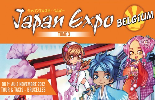 Japan Expo Belgium 2013, concours, japanimation, japan expo