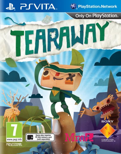 tearaway,test,ps vita,media molecule