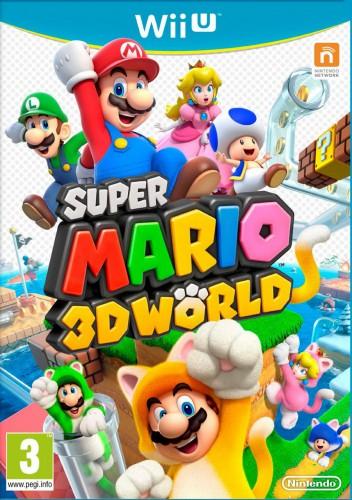 super mario 3d world,test,wii u,nintendo