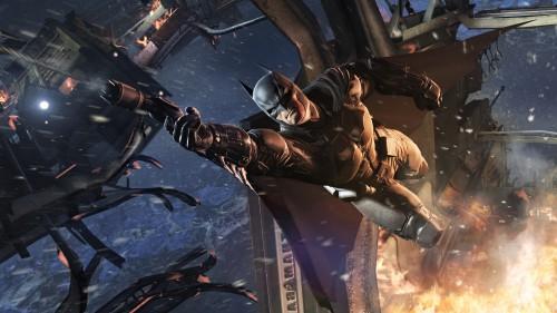batman arkham origins,test,warner,warner montreal, Batman