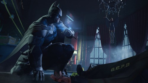 batman arkham origins,test,warner,warner montreal, Batman