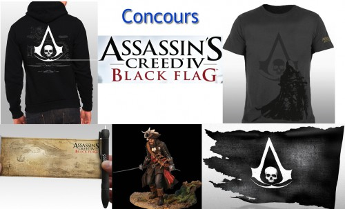 concours,assassin's creed 4,assassin's creed iv,gagner,cadeaux,goodies