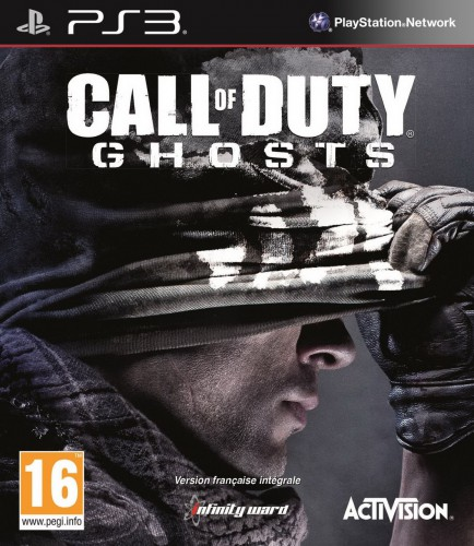 call of duty ghosts,test,ps4,infinity ward,fps
