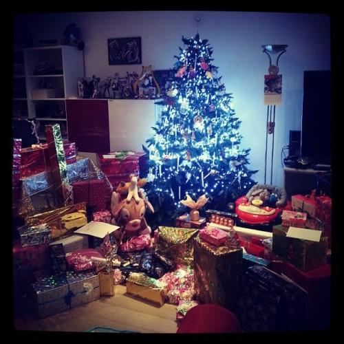 cadeaux,noël,dédicaces,déballage