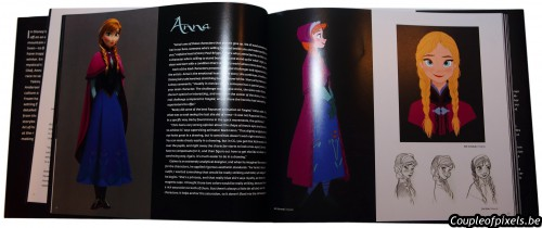 frozen,la reine des neiges,disney,the art of frozen,artbook