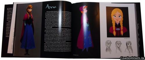frozen,la reine des neiges,disney,the art of frozen,artbook