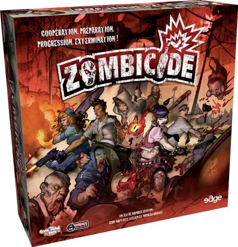 zombicide, Guillotinegames, jeu de plateau, boardgame, critique,
