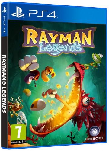 rayman legends,next gen,test,ps4,ubisoft