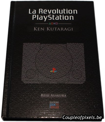 la révolution playstation,ken kutaragi,pix'n love,lecture