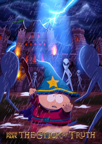 south park,stick of truth,baton de la vérité,preview,obsidian,ubisoft