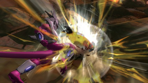 dragon ball z,battle of z,test,namco
