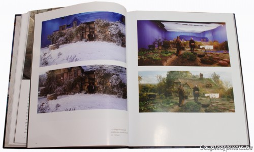 Dans Les Coulisses de La Belle et la Bête, christophe gans, la belle et la bête, artbook,beaux livres, cinéma
