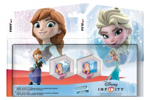 disney infinity, girl power, reine des neiges, packs, disney, figurine