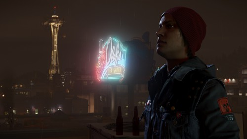 infamous second son,infamous,test,ps4,sony,sucker punch,delsin