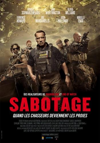 Sabotage, concours, Shwarzenegger