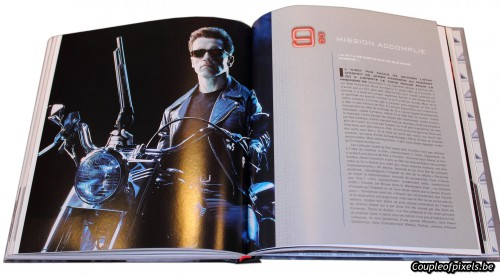terminator,anatomie d'un mythe,livre,goodies