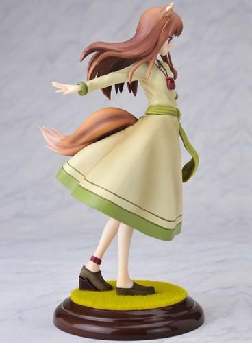 kotobukiya, spice & wolf, holo, figurine, renewal,