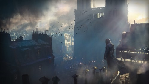 e3 2014,assassin's creed unity,preview,ps4,xbox one,ubisoft