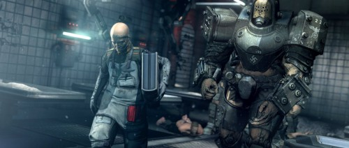 wolfenstein the new order,test,bethesda,fps,wolfenstein