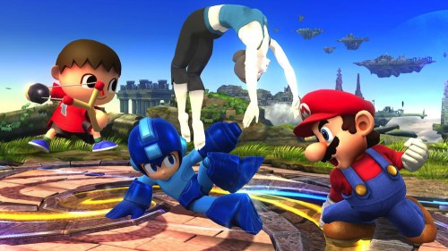 super smash bros,preview,wii u,3ds