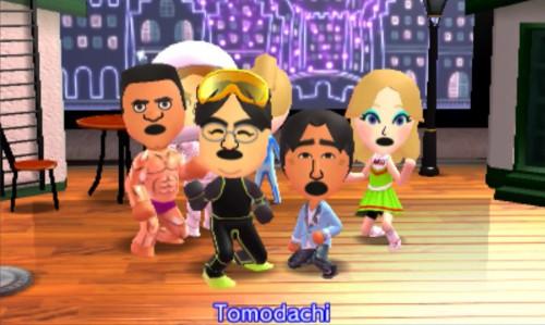 tomodachi life,test,3ds,mii,simulateur de vie