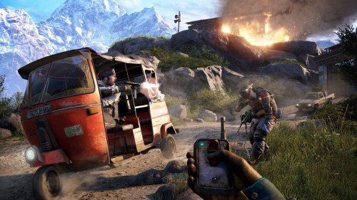 far cry 4,preview,ubisoft