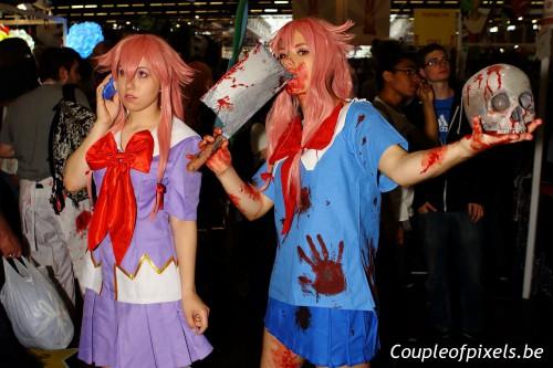 japan expo 2014,cosplay,photos