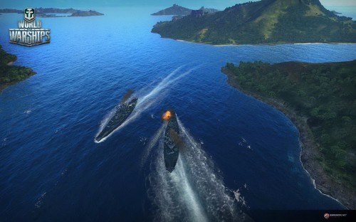 world of warships,preview,wargaming
