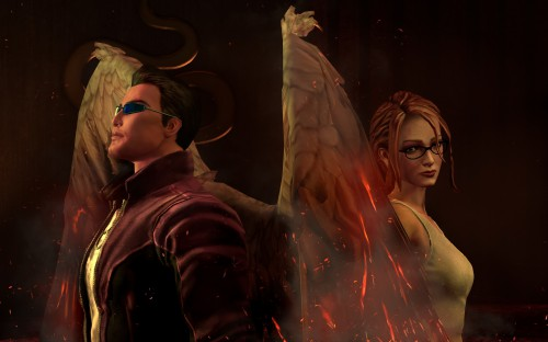 saints row 4,saints row iv,re-elected,gat out of hell
