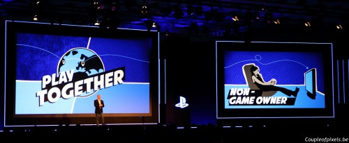 gamescom 2014,conférence playstation,résumé,avis,ps4