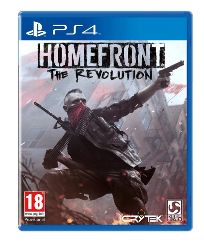 homefront the revolution,preview,deep silver,crytek