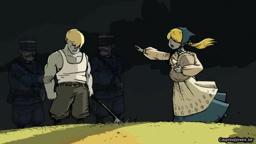 soldats inconnus,ubisoft,test