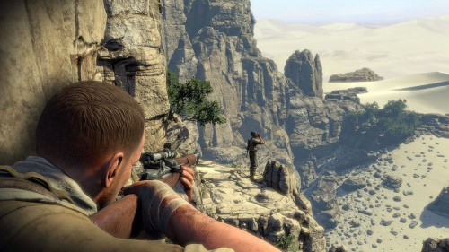 sniper elite 3,test,rebellion