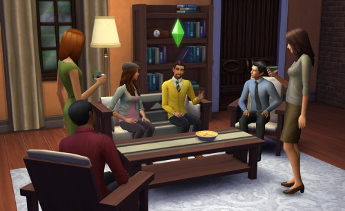 sims 4,sims,preview,maxis,electronic arts