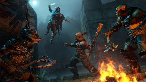 shadow of mordor,monolith,warner,preview, event