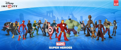 disney infinity 2.0,test,avis,explications,figurines,marvel,disney