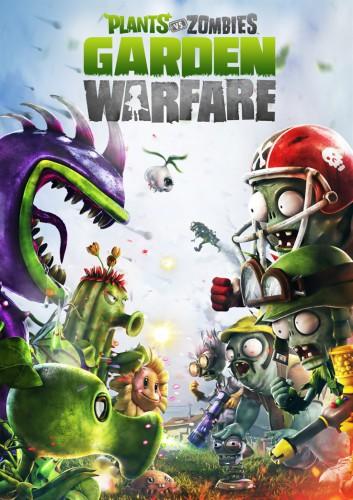 plants vs zombies,garden warfare,test,electronic arts,popcap games