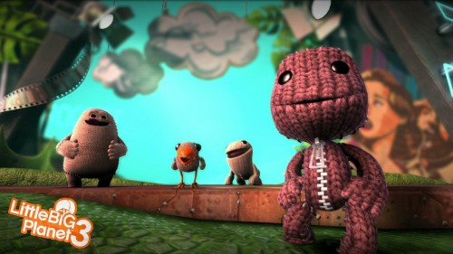 [Preview] Little Big Planet 3, la création sera à l'honneur