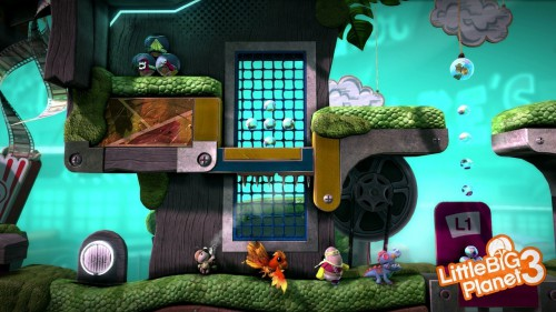little big planet 3,lbp3,preview,création,ps3,ps4
