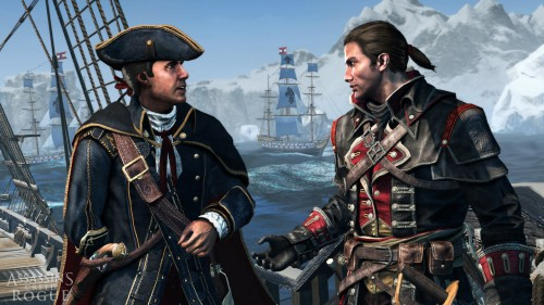 assassin's creed rogue,preview,ubisoft
