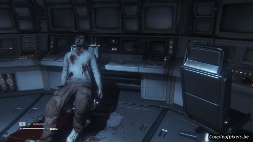 alien isolation,test,avis,sega