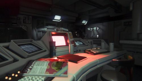 alien isolation,test,avis,sega