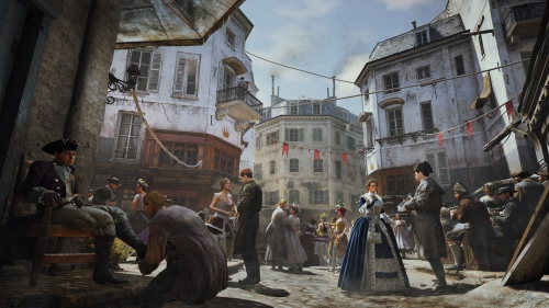 assassin's creed unity,assassin's creed,test,paris,arno,elise