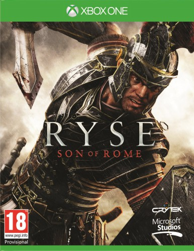 ryse son of rome,test,avis,crytek