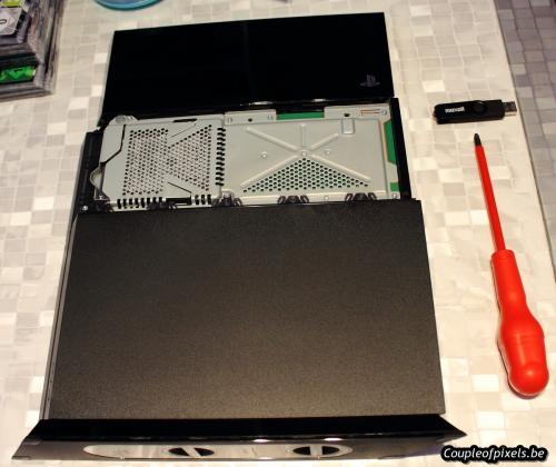ps4,disque dur,2tb,2to,2 téra,changer,tutoriel,comment faire