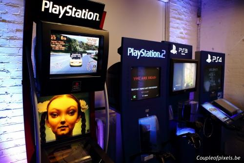 playstation 20 ans,anniversaire,soirée,fête,console edition 20th anniversary