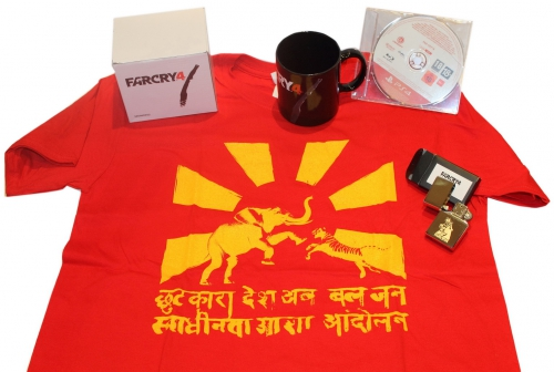 concours,gagner,cadeaux,far cry 4,goodies