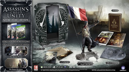 concours,gagner,collector,unity,assassin's creed,cadeaux