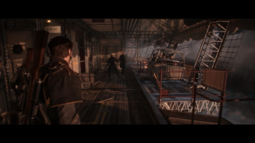 the order 1886,preview,playstation experience
